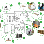 Spaces Planning Visualization